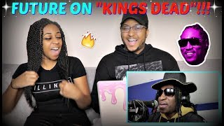 "Lenarr Young ""When Future Was Recording ""Kings Dead"" REACTION!!!"