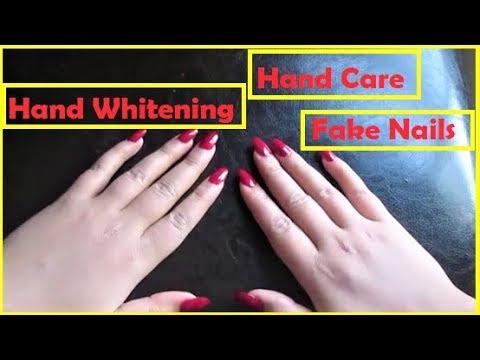 Hand skin &Nail Care Tips -Kiko Nail polish