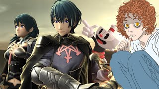 Super Smash Bros Ultimate Byleth Reaction From Someone Who Likes Fire Emblem