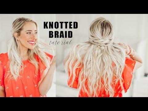 Easy Hair Tutorial for Medium length and long hair | Twist Me Pretty