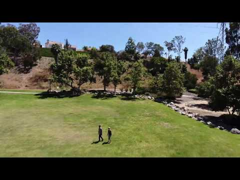 May 2017 DJI in Park with Winston