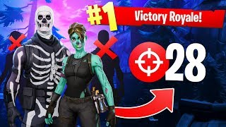 28 Kill Duo Squads w/ the *BEST* FORTNITE PLAYER IN THE WORLD! LOL (Fortnite Battle Royale Moments)