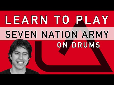Learn to Play: Seven Nation Army on Drums - MMS