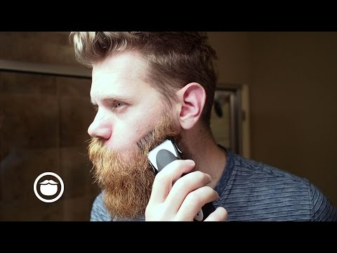 EPIC beard trim with Clippers | Eric Bandholz