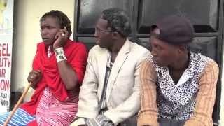 Mkuki kwa nguruwe kwa binadamu mchungu | Vichekesho na Masai - Minibuzz Tanzania