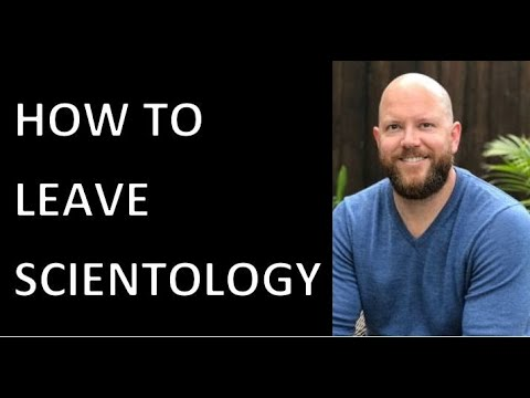 How to Get Someone to Leave Scientology