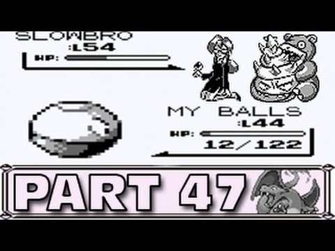 Pokemon Red Part 47 - Elite Four Lorelei