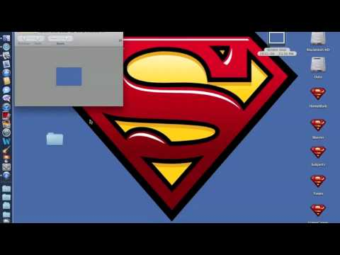 Mac Solutions - How to make an Invisible Folder