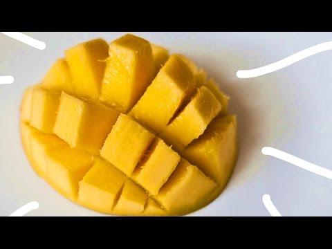 Four Ways to Cut a Mango