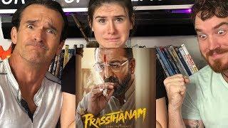 Prassthanam  Trailer REACTION! | Sanjay Dutt | Jackie Shroff