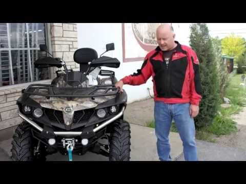 Choosing a ATV