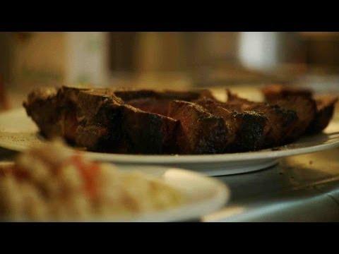 Recipe - Beefsteak A La Fiorentina