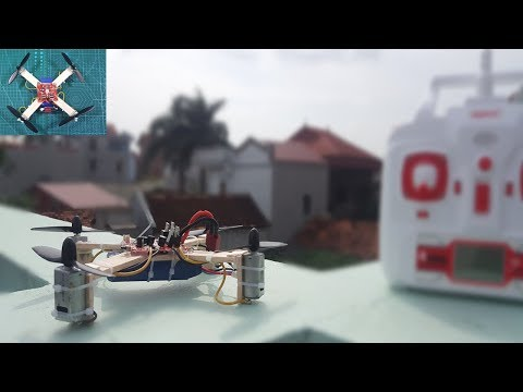 How to make a Quadcopter || Can FLY || DIY by HTCreative