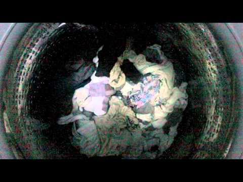 Whirlpool HE Washing Machine Interior View
