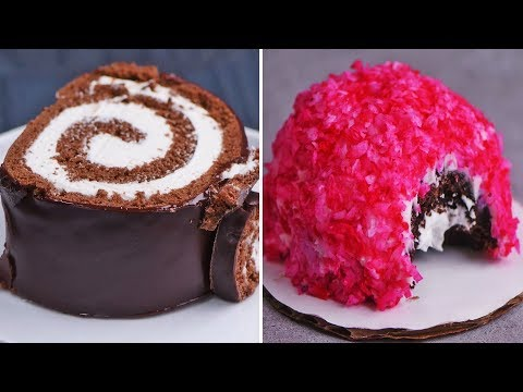 Giant Cakes Recipes | Homemade Easy Cake Design Ideas | So Yummy