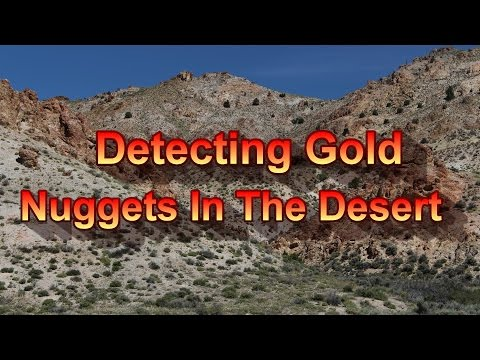 Detecting Gold in Nevada