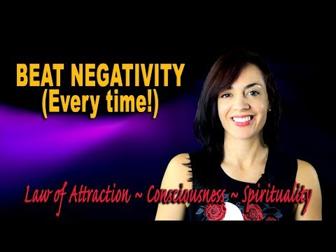 How to Handle Negativity (And Win Every Time!)