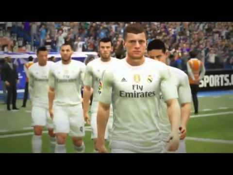 EA Sports FIFA 16 Gamescom Conference