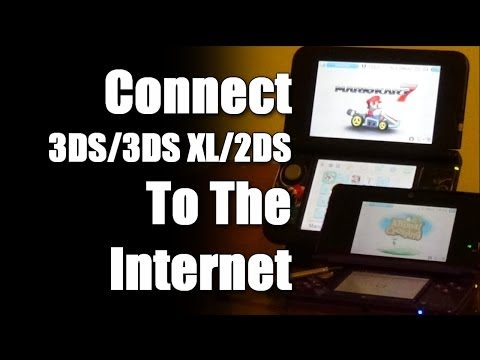 Connecting 3DS/2DS to the Internet