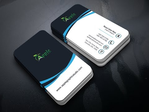 How to Create Print Ready Business Cards in Photoshop