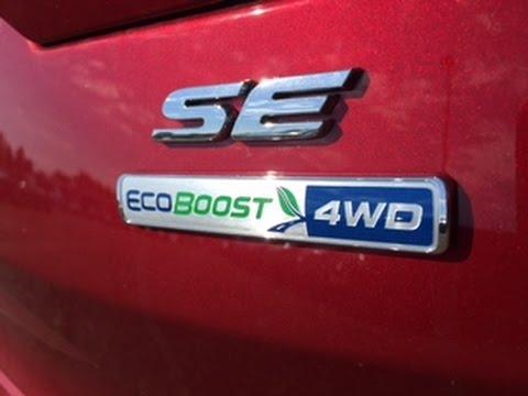 Ford Intelligent 4WD