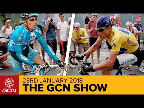 How Should We Talk About Dopers?   The GCN Show Ep. 263