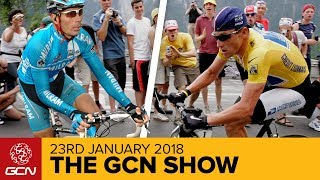 How Should We Talk About Dopers? | The GCN Show Ep. 263