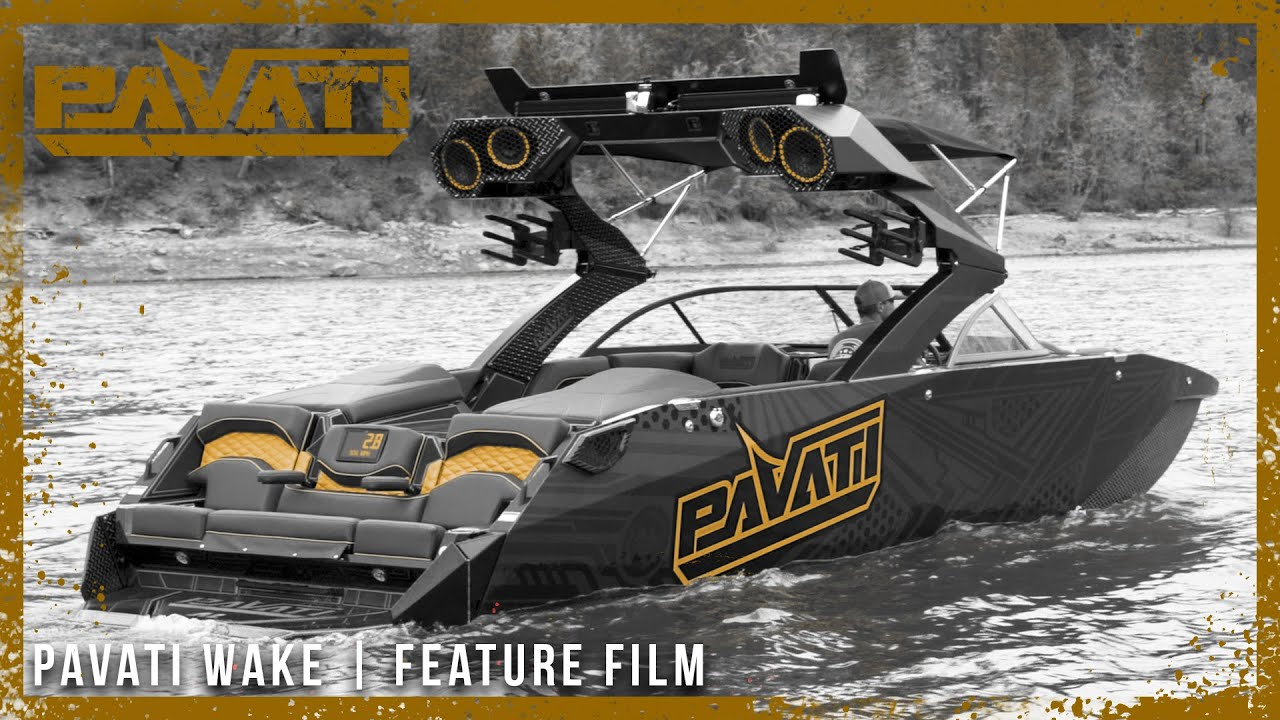Pavati Wake Surf Boat | Feature Film