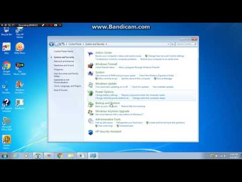 How to Factory Reset Windows 7 Without A Reset Disk