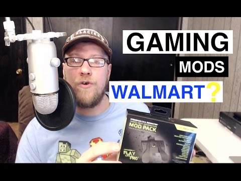 Modded Controller Options,  Walmart?