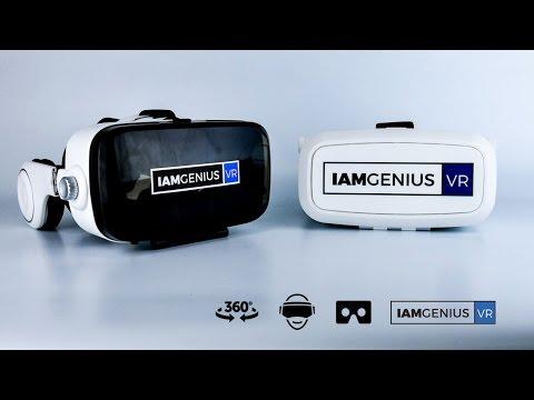 L' expérience vidéo 360 degrés et réalité virtuelle #iamgeniusvr