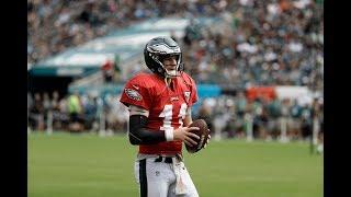 Why Eagles' Carson Wentz still might not return Week 1