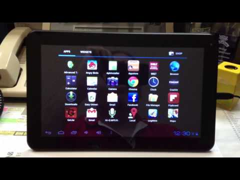 Proscan 10.1 Internet Tablet Review.