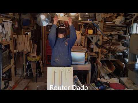 Woodworking : How To Make A Dado Joint