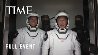 SpaceX & NASA Launch U.S. Astronauts To Space | TIME