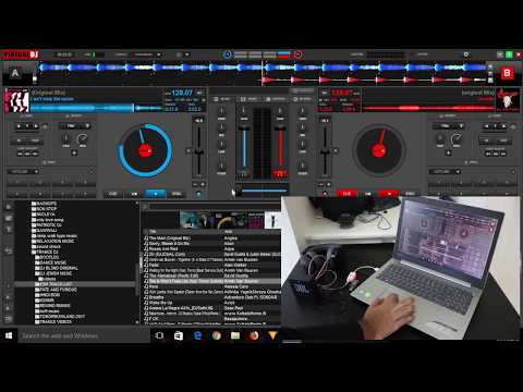 HOW TO DJ WITH LAPTOP IN 5 MIN!!! - HINDI TUTORIAL.