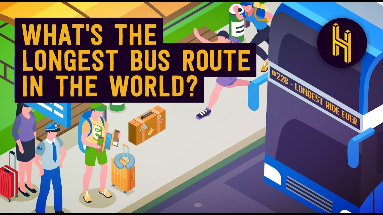 What's the Longest Bus Route in the World?
