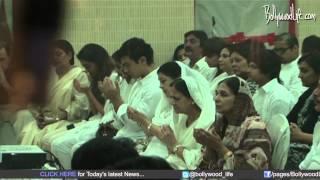 Video - Aamir Khan & Deepika Padukone attend Jiah Khan
