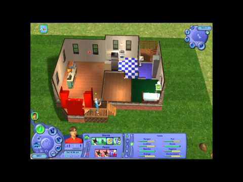 [Lets play] The Sims 2 Open for Business Part 3 Ah Neeeed Groceries!