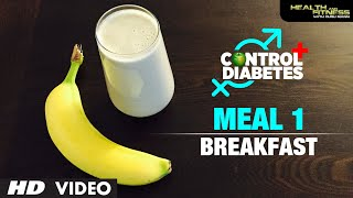 Meal 02 (Afternoon Snack): http://bit.ly/2aCJqAa --------------------------------------  Lets Cure Diabetes! Get ready to cure Diabetes of your Parents and others with  #GuruMann