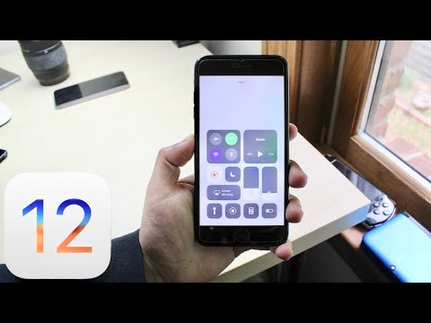 iOS 12 Will Definitely Have a Redesign