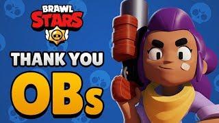 Thank you to the Original Brawlers!