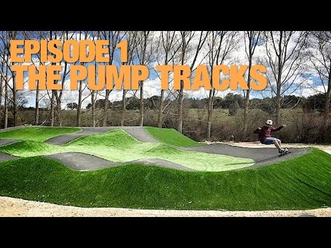 FINDING NEW SPOTS EP 1: THE PUMP TRACKS