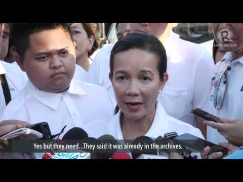 Poe on 'fake' social security number: I have to personally get proof in the US