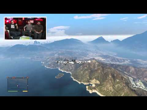 GTA 5: Edge of the World - IGN Live