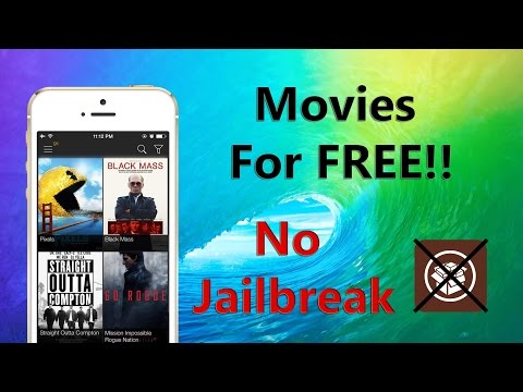 Watch Unlimited Movies For Free On iOS 8-9.1 Without Jailbreak
