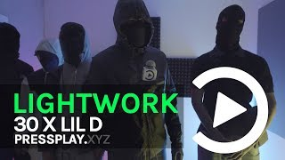 30 X Lil D - Lightwork Freestyle   Pressplay