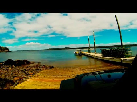 GoPro HERO3: Black Edition Time Lapse Footage of Down East Maine