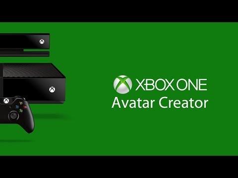 Xbox One Avatar Creator