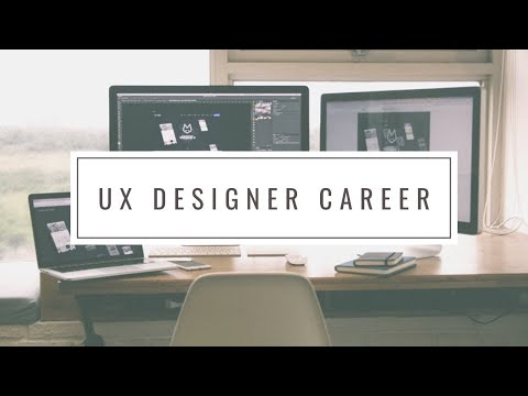 Getting your first UX/UI Designer Job